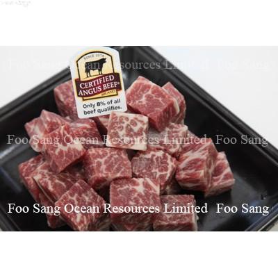 *會員限定*美國安格斯牛肉粒(200g/包)