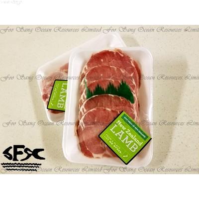 紐西蘭羊肉片200g(火鍋用)